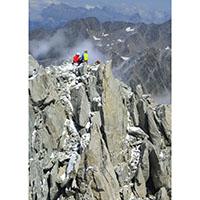 Alpinistes et Montagne