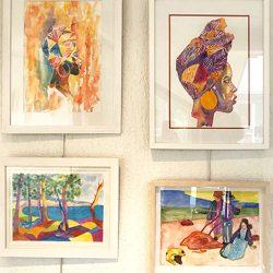 Fauvisme-cours aquarelle Dodeman Longs Près Rennes 35
