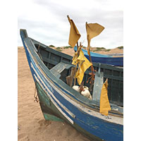 Bateau Maroc